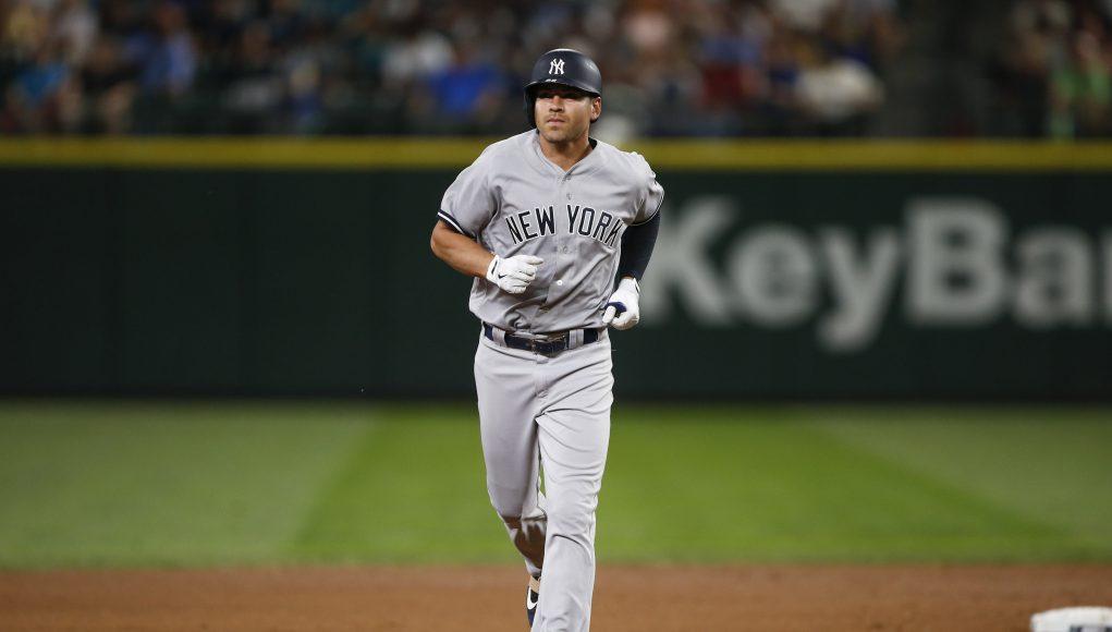 Jacoby Ellsbury New York Yankees