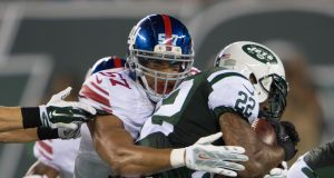 Keenan Robinson Earning His Way To A Long Term Role With Giants 1