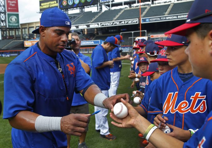 New York Mets: Yoenis Cespedes Officially Opts Out Of Contract