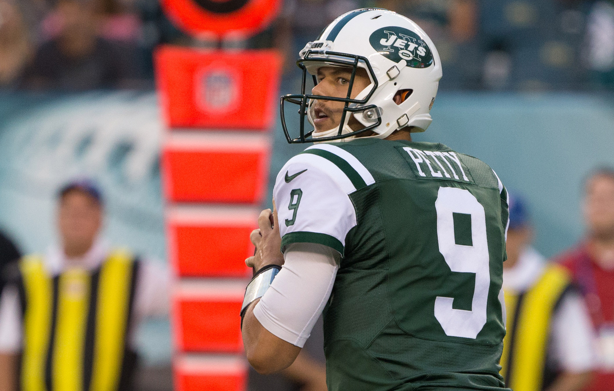New York Jets: The Time Is Now For Bryce Petty 5