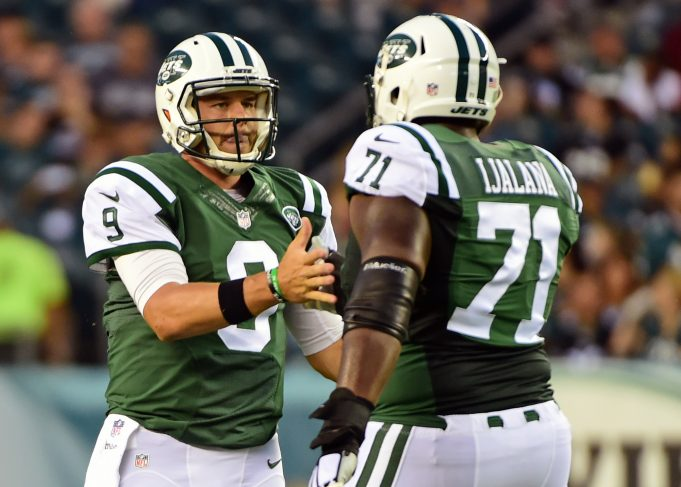 New York Jets, Regardless of QB, Welcome in Los Angeles Rams 1