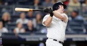 New York Yankees: Trading Brian McCann 'Not Imminent'