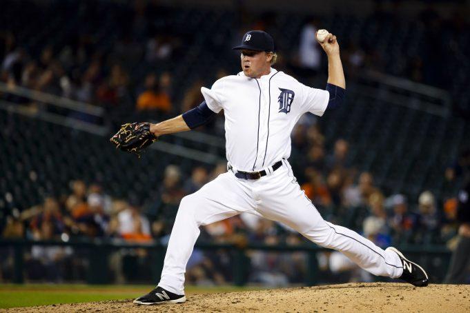 New York Yankees Claim Joe Mantiply Off Waivers From Detroit