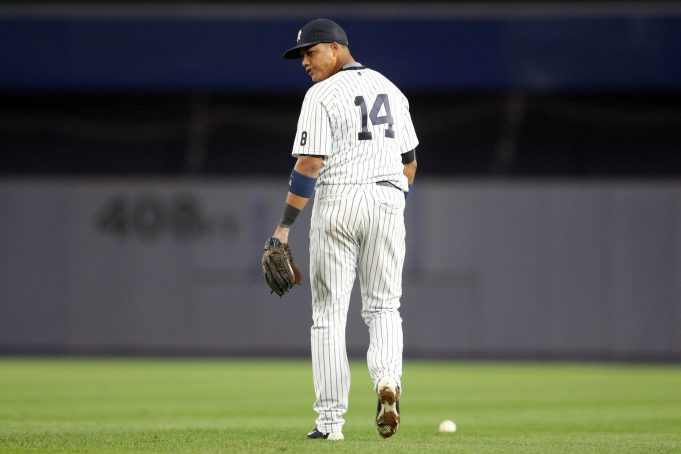Starlin Castro's days with the New York Yankees may be numbered 2