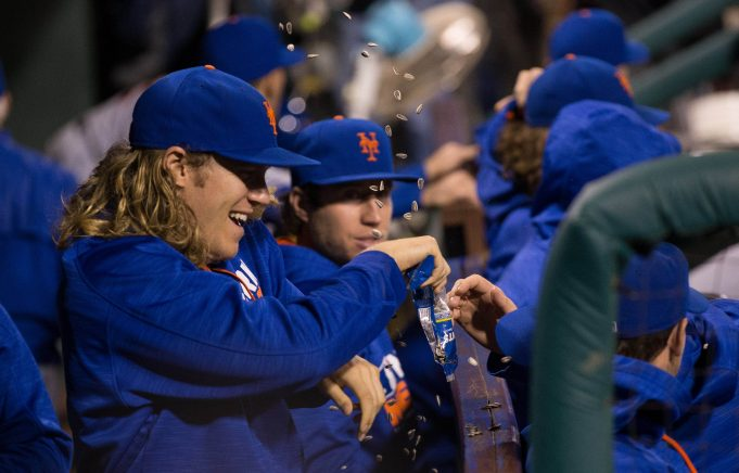 Noah Syndergaard & Kate Upton Comment on Justin Verlander's Cy Young Loss