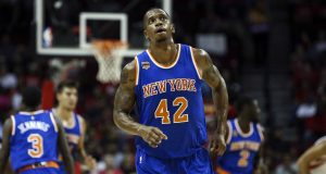 Lance Thomas confident in jump shot, scolds Knicks defense (Interview)