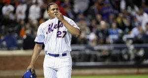 New York Mets' closer Jeurys Familia was 'going crazy' on night of arrest (Report)