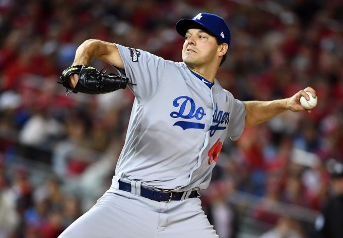 New York Yankees 'in full pursuit' of Rich Hill (Report)