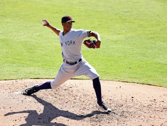Two New York Yankees Prospects Named To AFL All-Star Team