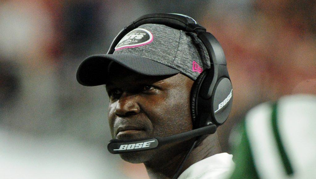 Could New York Jets head coach Todd Bowles be on the hot seat? 1