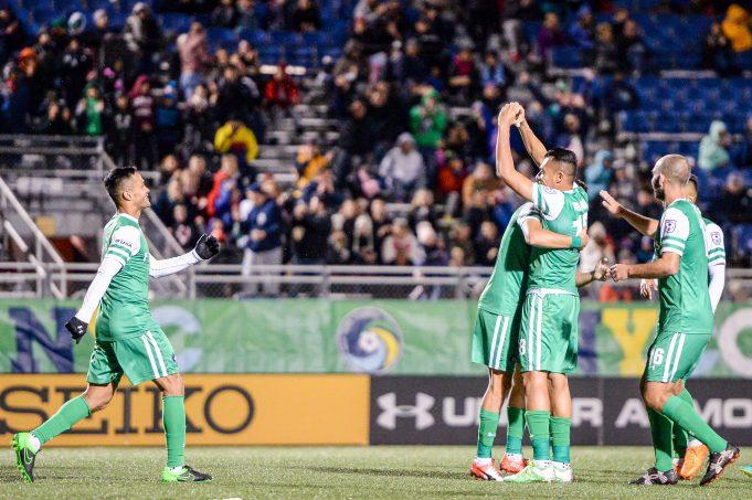 New York Cosmos Building NASL Soccer Dynasty 1