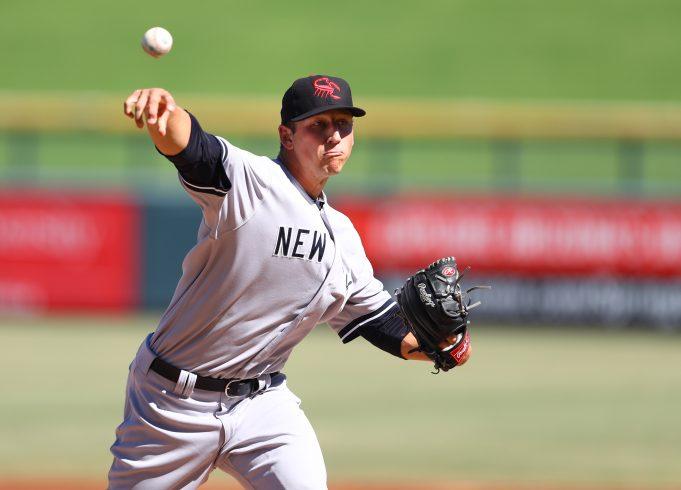 New York Yankees: James Kaprielian Continues To Look Sharp In Return