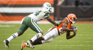 Darrelle Revis' Days With New York Jets May Be Numbered