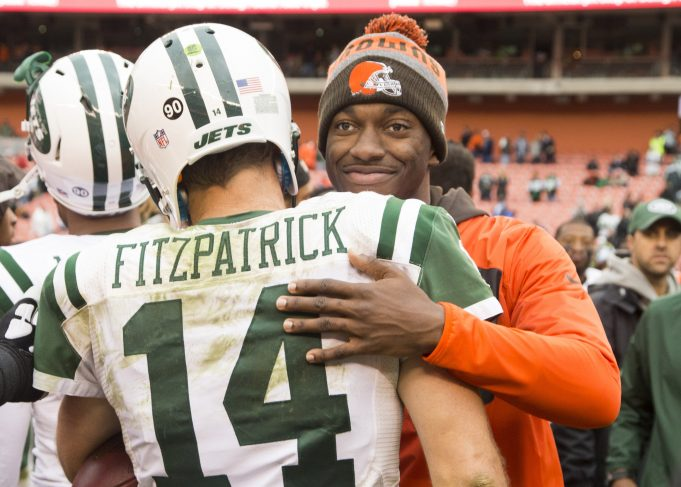 Don't Push New York Jets QB Ryan Fitzpatrick Out; It'll Happen Eventually 1