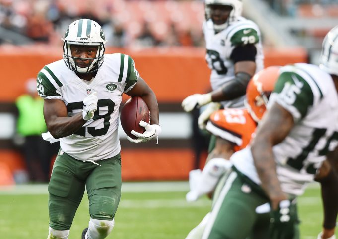 The New York Jets Are Underutilizing Bilal Powell