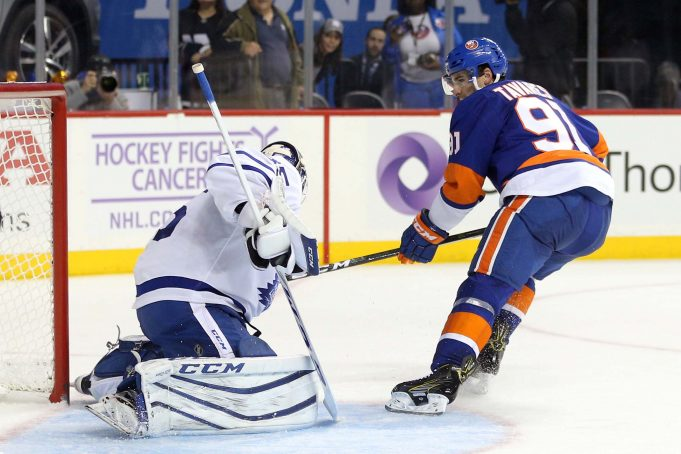 Garth Must Be Careful With Tavares