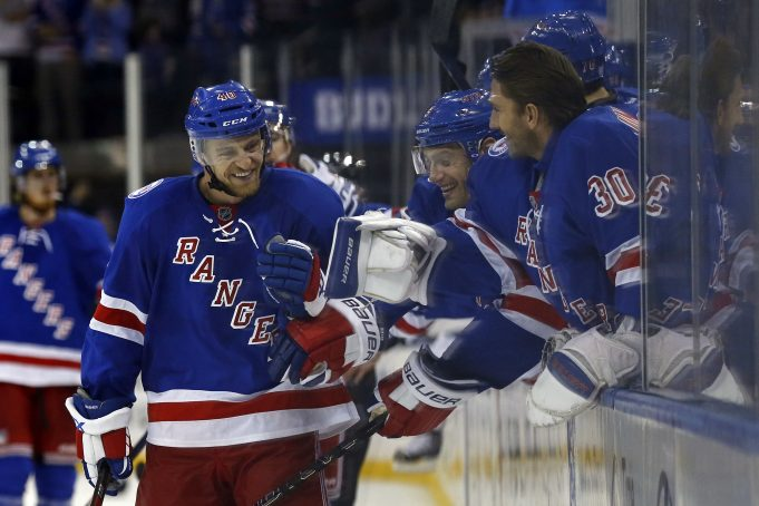 New York Rangers Player Power Rankings (11/12) 4