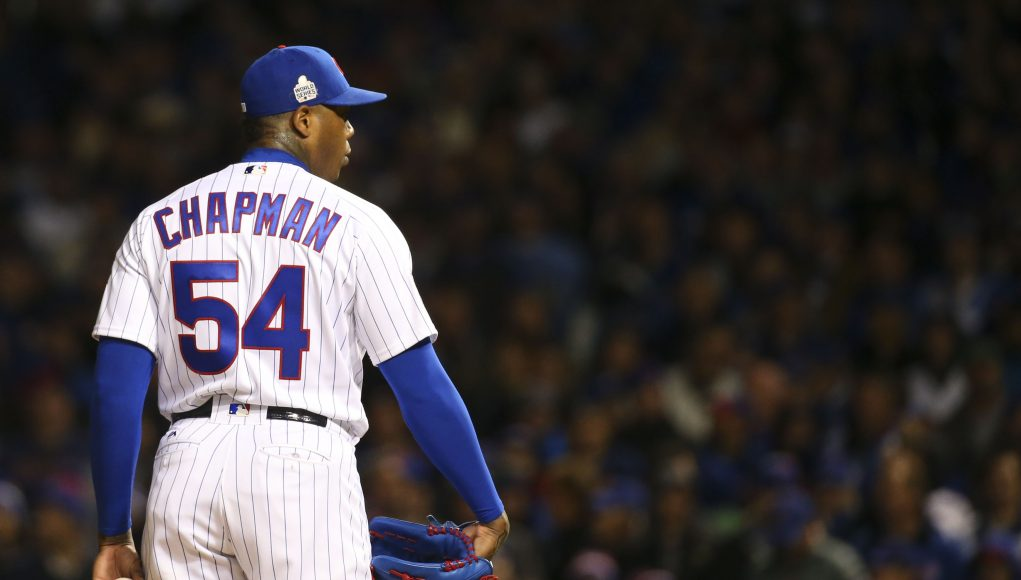 If Aroldis Chapman Won't Budge, The New York Yankees Must Move On 3