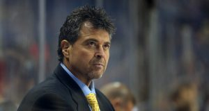 Does New York Islanders' Jack Capuano Actually Live in Garth Snow's Basement? (Video)