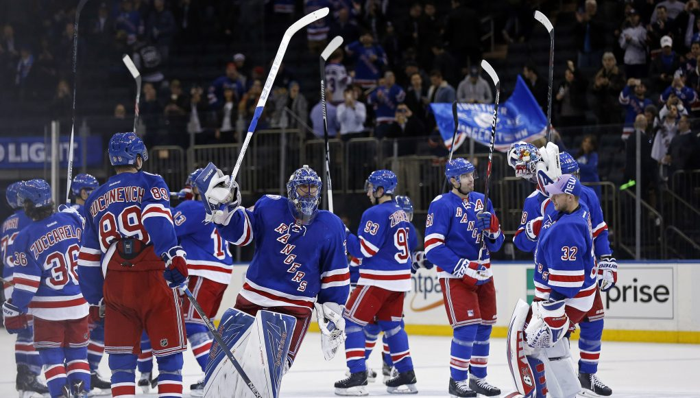 New York Rangers: Three Players Currently Sticking Out 4