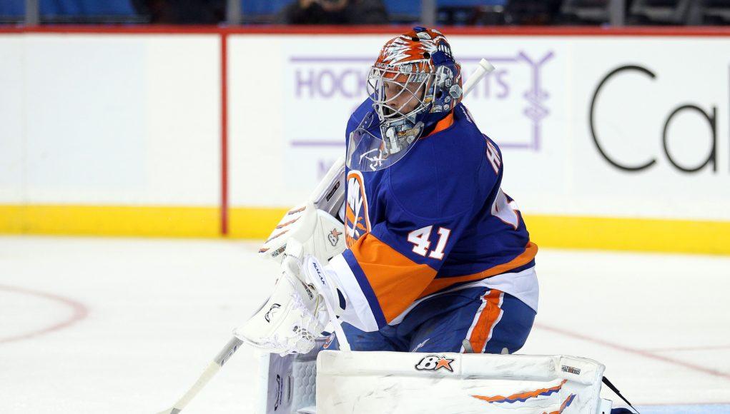Possible Solutions to the Islanders Goaltender Debacle 1