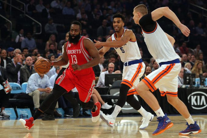 Knicks becoming frustrated after 118-99 loss to Rockets