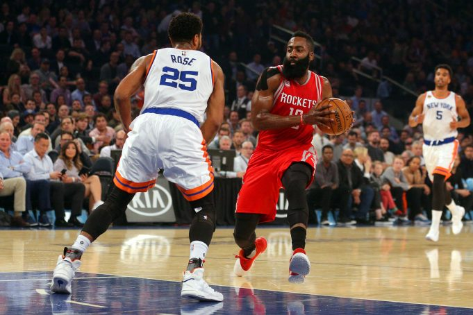Harden, Rockets Terrorize Knicks At MSG (Highlights)