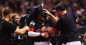 Rajai Davis Ties World Series With Dramatic HR (Video)
