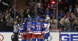 Kevin Hayes Tallies His Fourth, Ties Game At One
