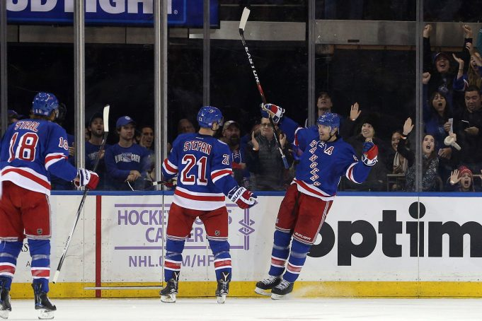 New York Rangers: Goals, Goals, And More Goals