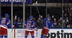 Rick Nash, New York Rangers Win Thriller Against Oilers (Highlights)
