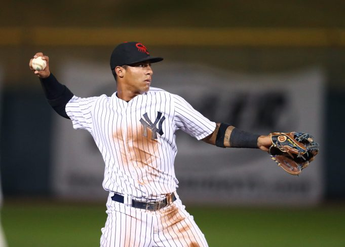 New York Yankees' Prospects Struggle In AFL All-Star Game 2