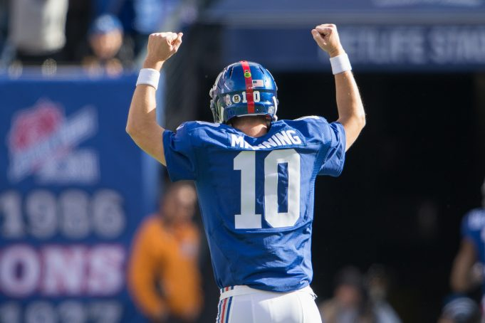 Eli Manning, New York Giants Outgun Philadelphia Eagles (Highlights)