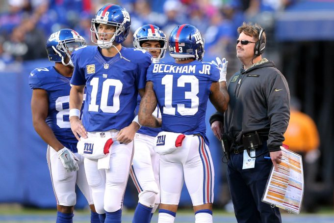 Watch Out NFL: Eli Manning, New York Giants Will Soar If O-Line Holds Up