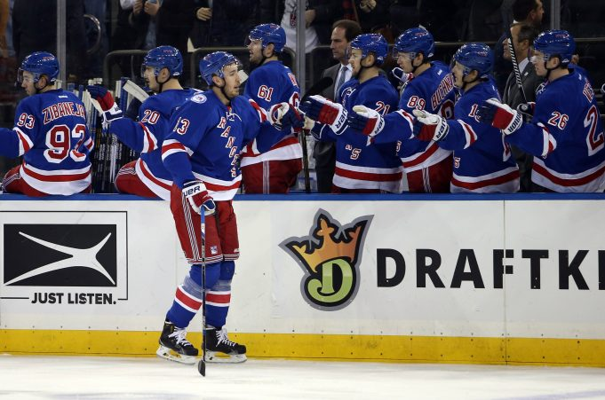 New York Rangers Continue To Dominate With 5-2 Win Against Jets (Highlights)