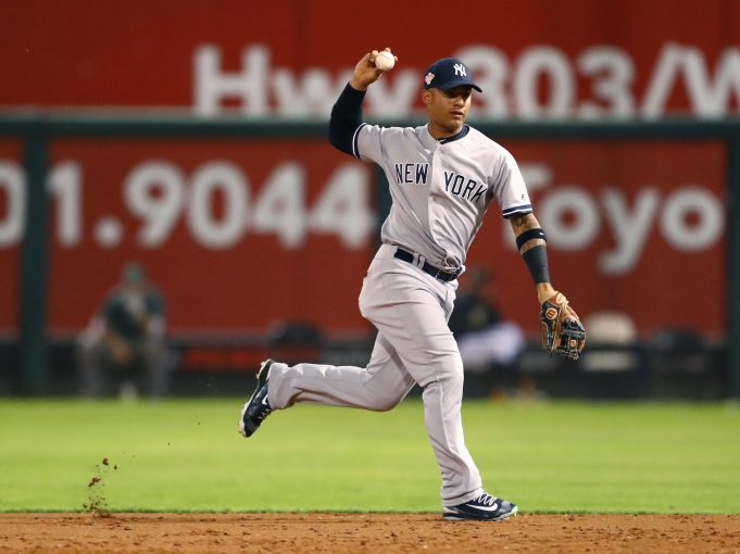 New York Yankees: Gleyber Torres Earns Yet Another AFL Award