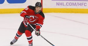 New Jersey Devils: Taylor Hall Out with Lower-Body Injury