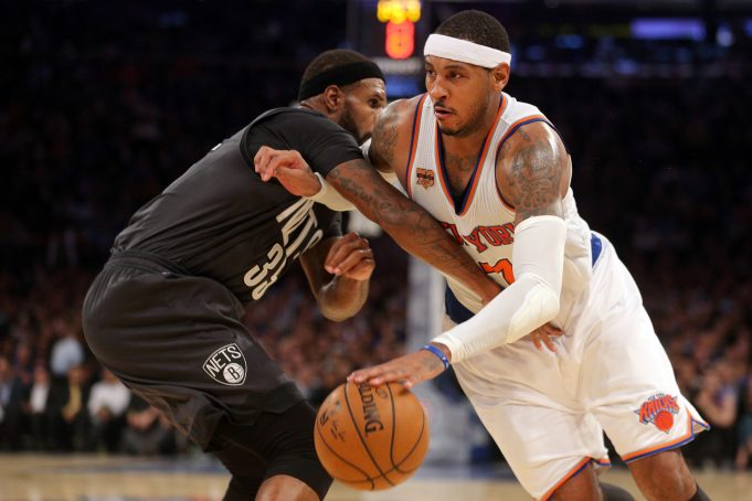New York Knicks: For Better or Worse, Carmelo Anthony is Team's MVP 1