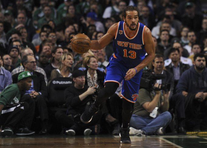 New York Knicks' Joakim Noah Sends Perfect Message Following Loss