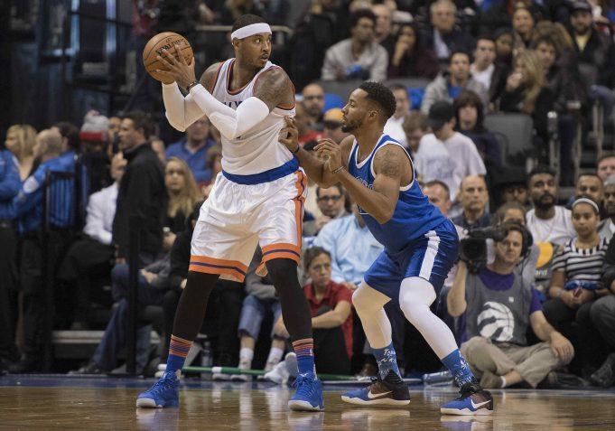 Carmelo Anthony's Limitations Hurt New York Knicks Late in Toronto