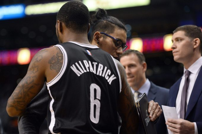 What is the Brooklyn Nets' perfect lineup?