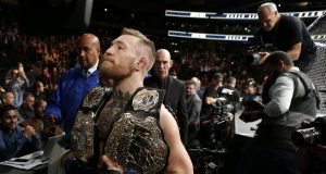 Conor McGregor and Fan Engage in Instagram War