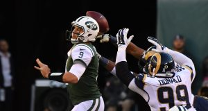 Bryce Petty, New York Jets Fall Short Against Los Angeles Rams (Highlights)