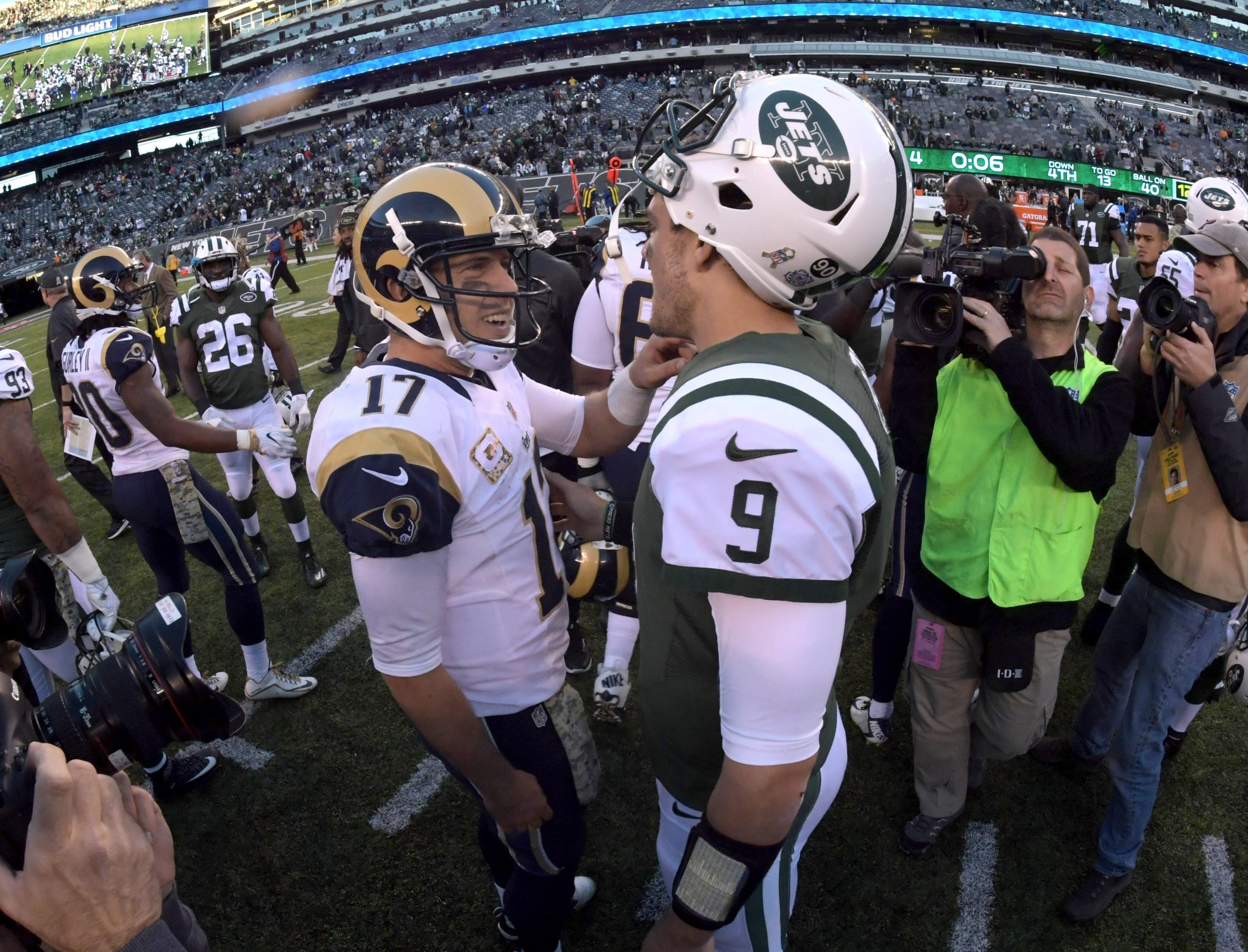 The New York Jets must hate Bryce Petty