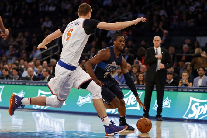 Carmelo Anthony Moves To PF, New York Knicks Spank Mavs (Highlights)