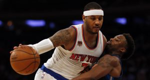 Carmelo Anthony's Success vs. Mavs Creates Many New York Knicks Issues 1