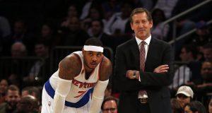 The New York Knicks will not contend until Jeff Hornacek adjusts rotation