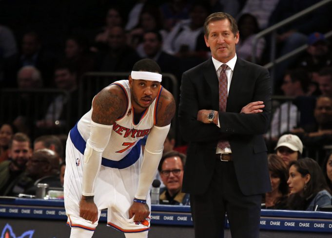 The New York Knicks will not contend until Jeff Hornacek adjusts rotation