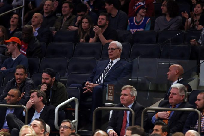 Phil Jackson's future with New York Knicks is questionable (Report)