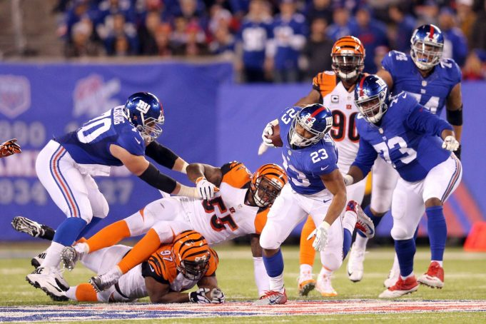 Battle in the trenches key to New York Giants victory over Chicago Bears 3